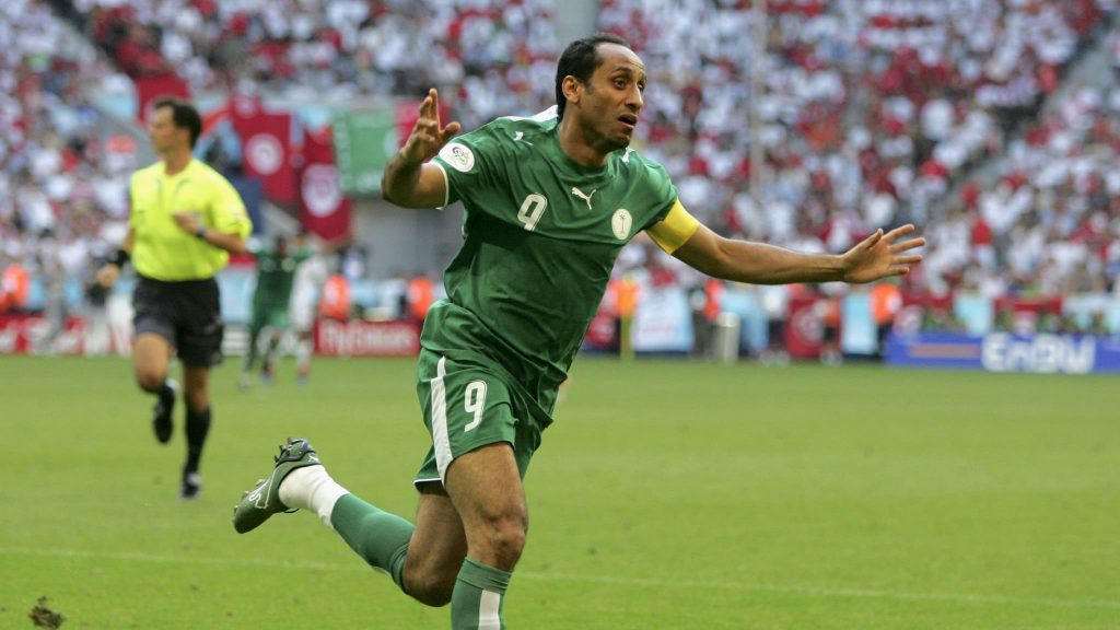 Saudi Arabia striker Sami Al-Jaber could be set to join the NUfC Board